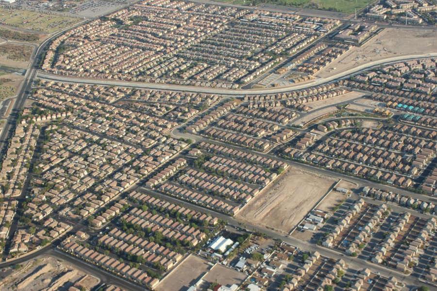 immobilier a Las Vegas